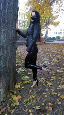 Latex und Leder outdoor