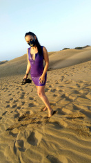 Latex in the desert
